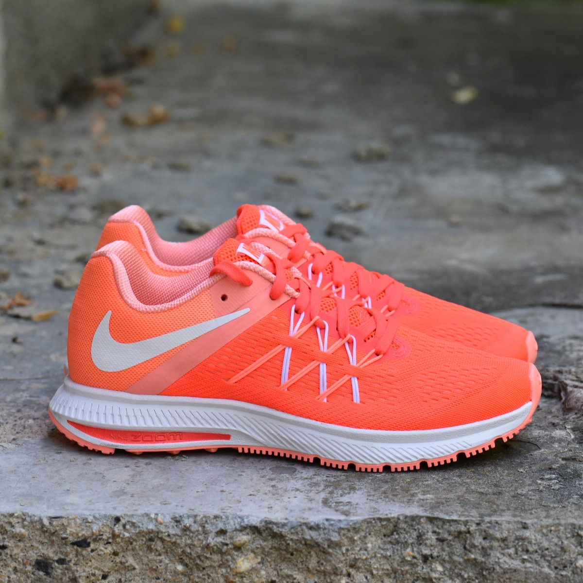 Nike Air Zoom Winflo 3 Running Shoe Dámské boty EU 37.5 831562-601 5f1f9f380c