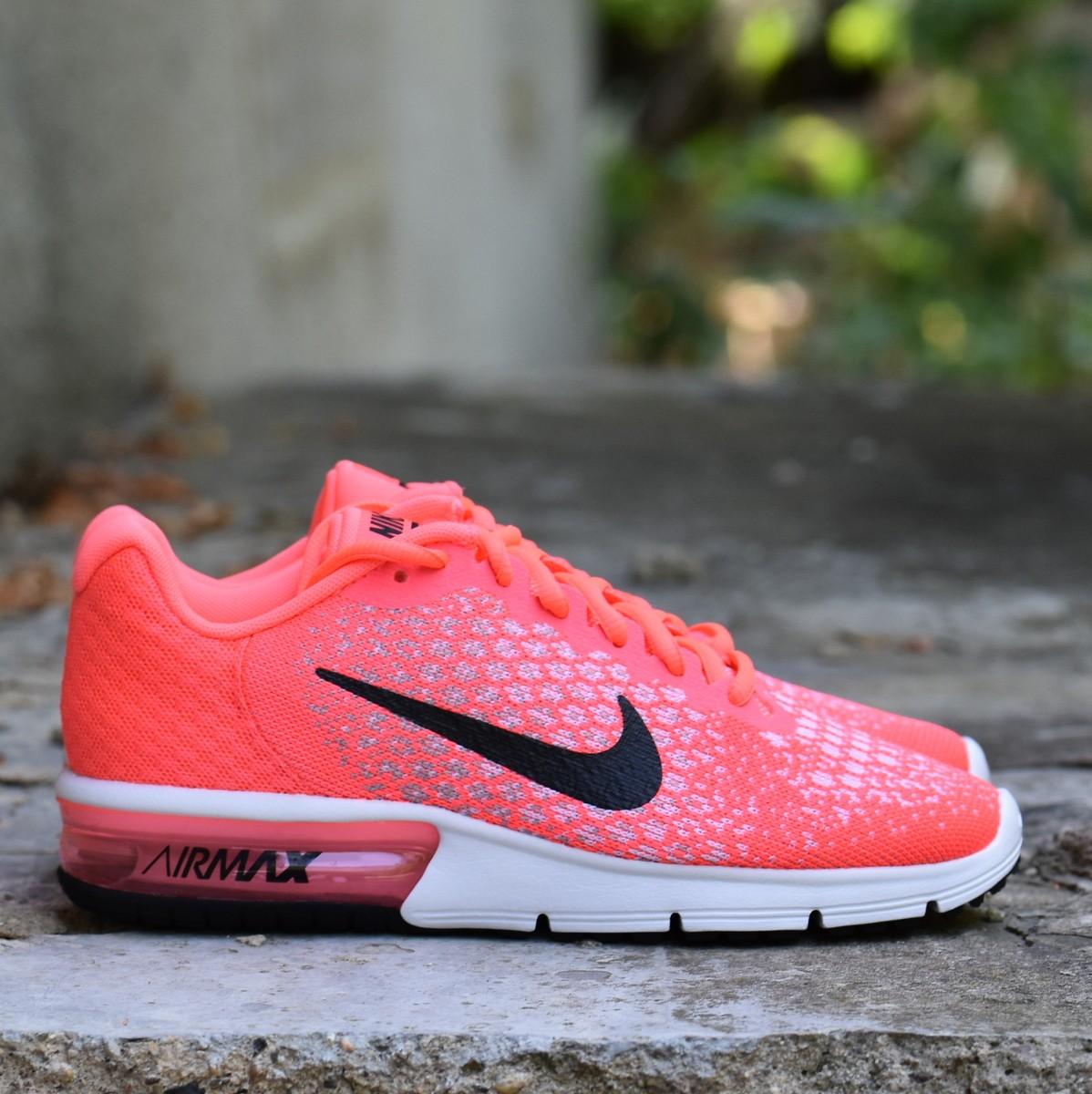 Nike WMNS AIR MAX SEQUENT 2 Dámské boty EU 37.5 852465-600 7296804a35