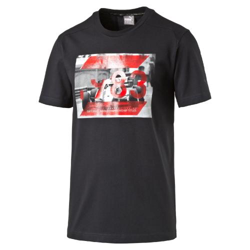 9ed71b198c3 Puma Ferrari Graphic Tee Pánské tričko US M 570679-01