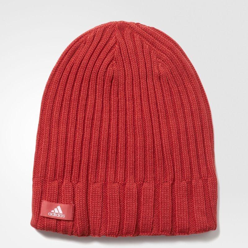 0fb863fce60 adidas Performance · W ESS BEANIE Zimní čepice
