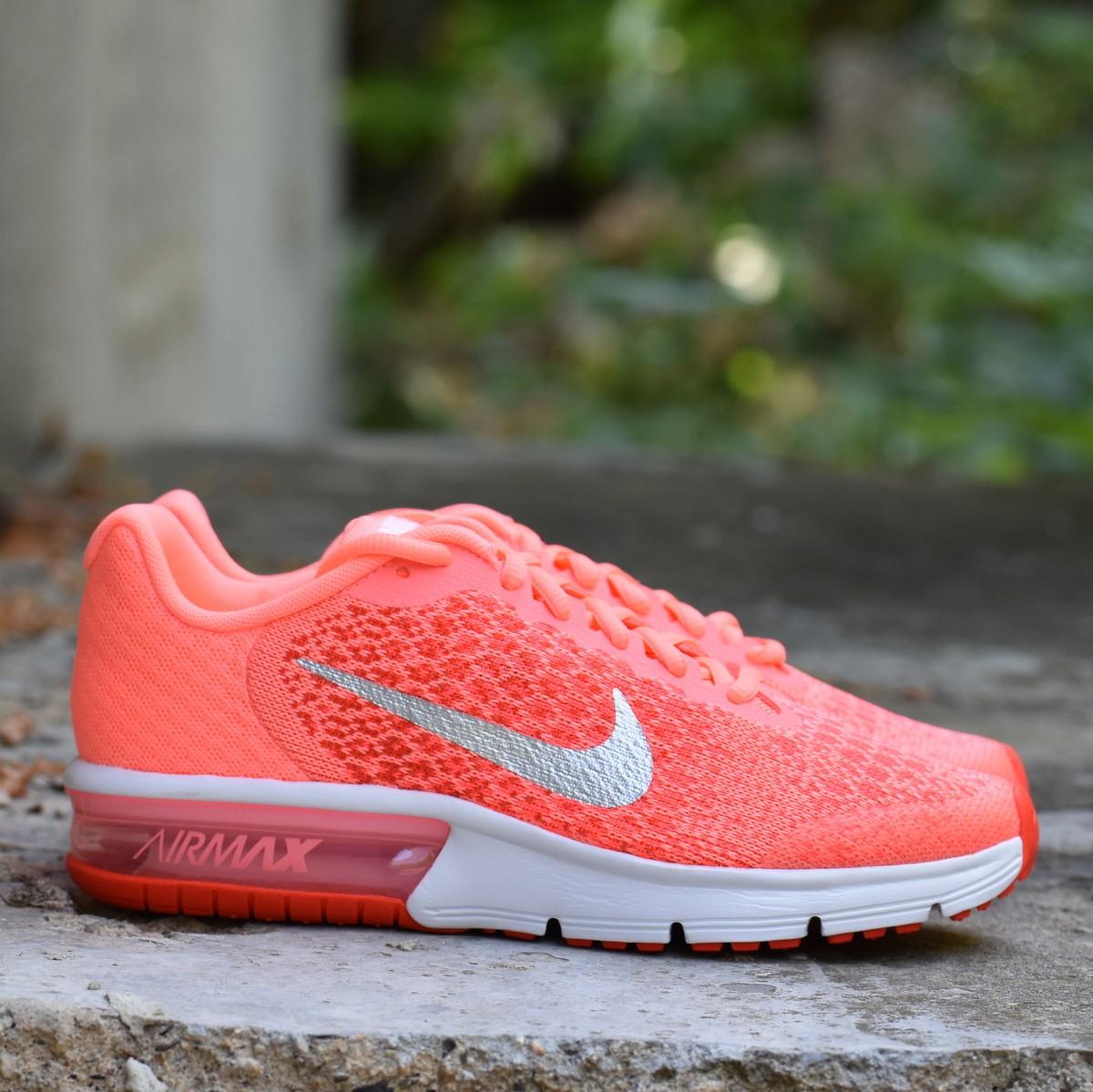 Nike AIR MAX SEQUENT 2 (GS) Dětské boty EU 36.5 869994-600 873e44f519