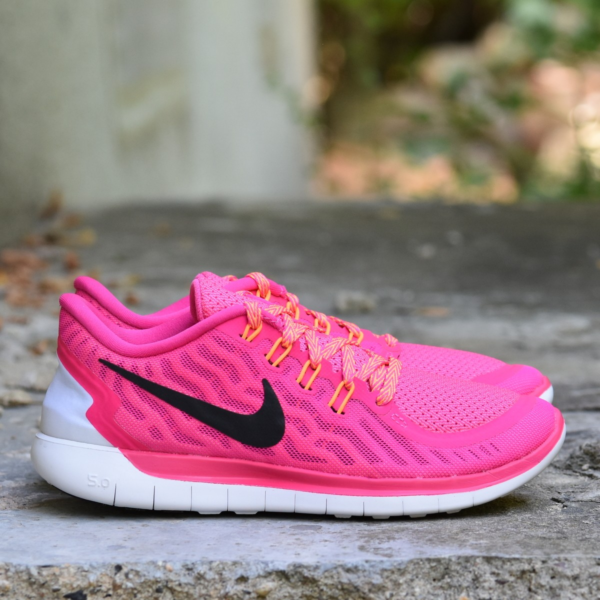 Nike WMNS FREE 5.0 Dámské boty EU 36 724383-600 2f99bc2910